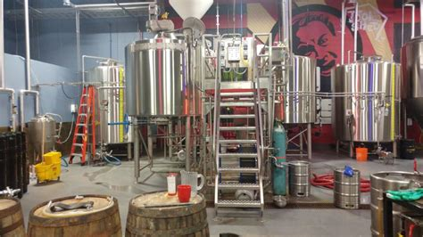 Tool Shed Brewery by Brewery Tour Tool Shed Brewery Calgary Alberta
