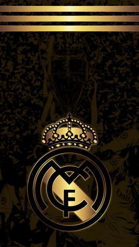 Real Madrid Logo HD Android Wallpapers - Wallpaper Cave