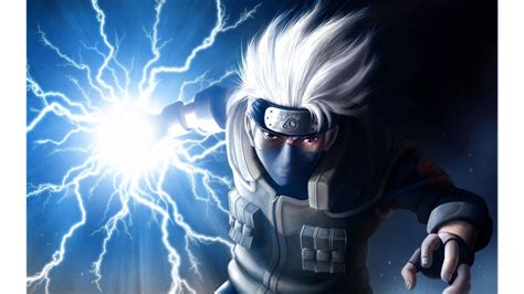 Anime Lightning Wallpaper - anime desktop wallpaper wallpapersafari