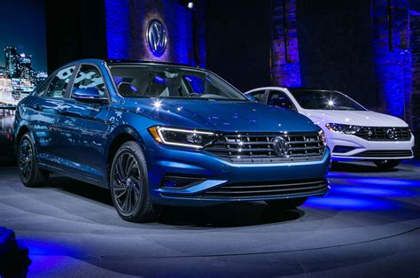 Auto Show 2019 : 2019 Volkswagen Jetta Keeps The Manual Alive At 2018