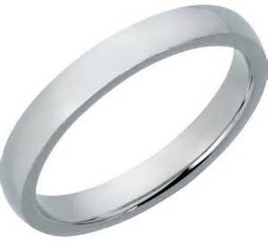 buy sterling silver heavyweight wedding band 3mm at argos co uk your online shop for