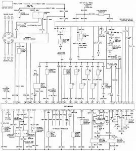 1995 Ford Taurus Sho Wiring Diagram