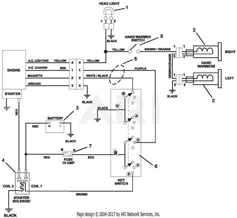 Ariens Pro Parts Diagram