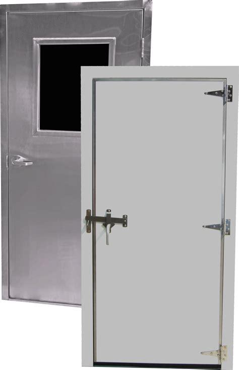 doors  insulating core metal architecture