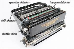 Usb Typewriter Conversion Kit  9 Steps  With Pictures