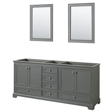 24 x 21 vanity cabinet wyndham collection deborah 79 in w x 21 625 in d vanity
