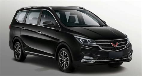 Wuling Cortez Modification by Wuling Cortez Shows That Gm Still Sells Minivans In