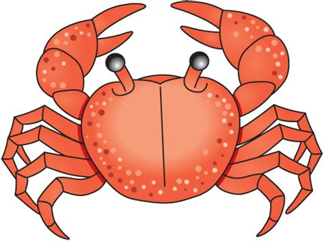 Best Crab Clipart #9637