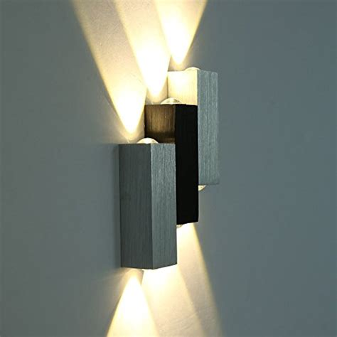 deckey wall lights 6w led night light up down indoor wall