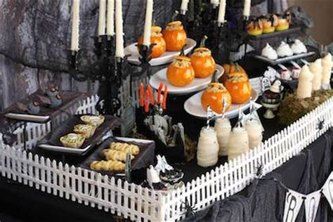 Halloween Entertaining  Special Occasions Event Planning