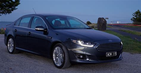 ford falcon review caradvice