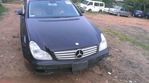 So war zwischen 2004 und 2006 ein fahrzeug mit. 08/09 Mercedes Cls550 Forsale - Autos - Nigeria