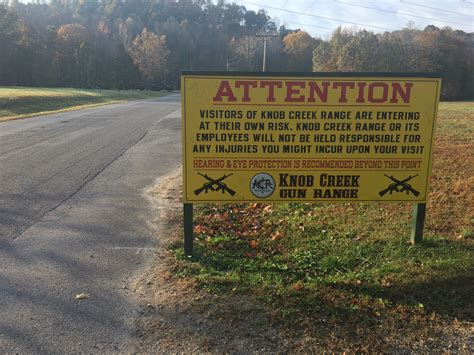 knob creek range knob creek gun range s best guide