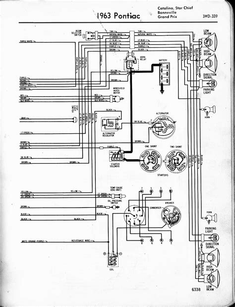 Pontica 3 Wire Alternator Diagram by 63 Alternator Connector Problem Pontiac Forums