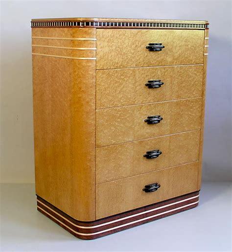 birdseye maple dresser value birdseye deco dresser