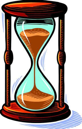 clipart hourglass clipart