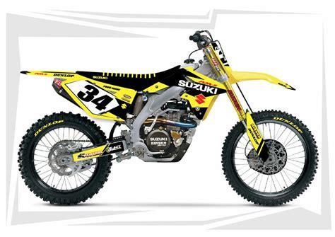 2007 2008 2009 suzuki rmz 250 dirt bike graphics kit motocross decal mx ebay