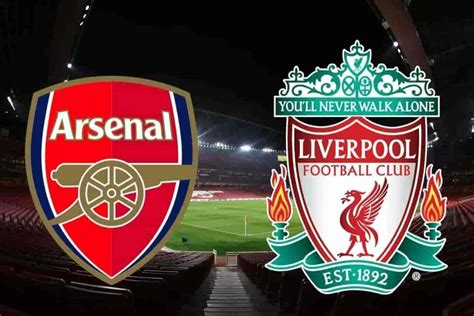 Arsenal vs Liverpool Live Streaming: Community Shield Team ...