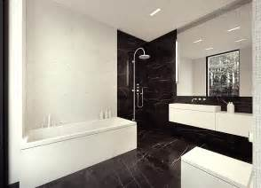 black white bathrooms ideas black marble bathroom interior design ideas