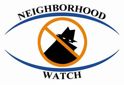 Neighborhood Clipart Clip Becuo Crime Cliparts Notice
