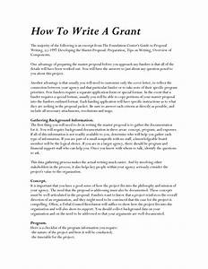 write a grant proposal sample creativecloud web fc2 com With how to write a grant letter for a nonprofit organization
