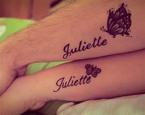 30 Name Tattoo Design Ideas