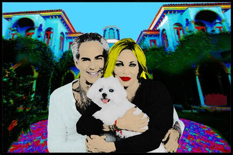 Donald Lisa & Babydoll Pliner ‹ Pop Art Photographer