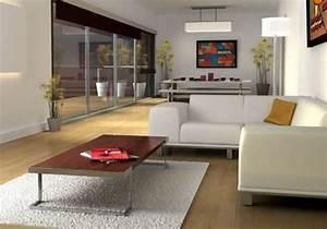Teppich Im Wohnzimmer : das wohnzimmer attraktiv einrichten 70 originelle moderne designs ~ Frokenaadalensverden.com Haus und Dekorationen