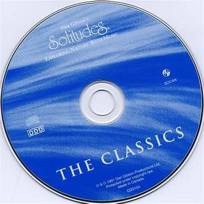 Solitudes Classics Album Music Dan Gibson 1991