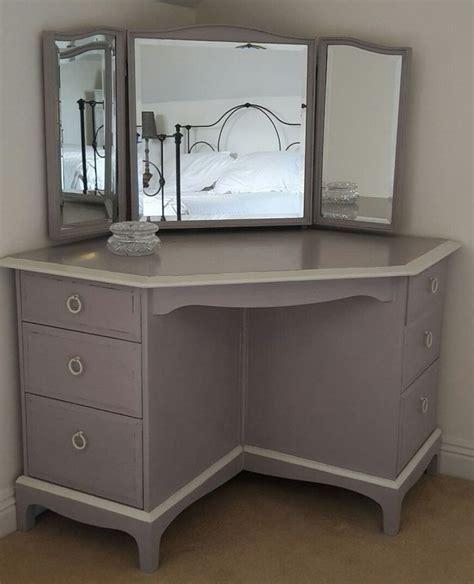 corner vanity desk best 25 corner dressing table ideas on makeup