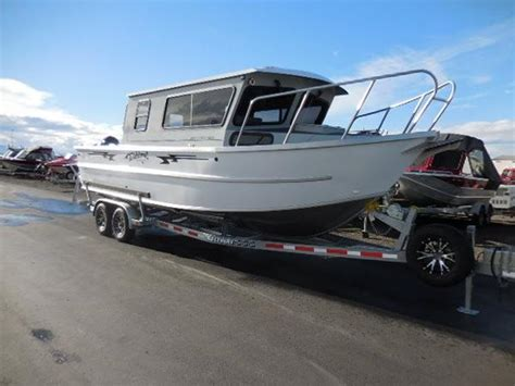 Aluminum Boats For Sale Washington State by Aluminum Fish Boats For Sale In Washington United States