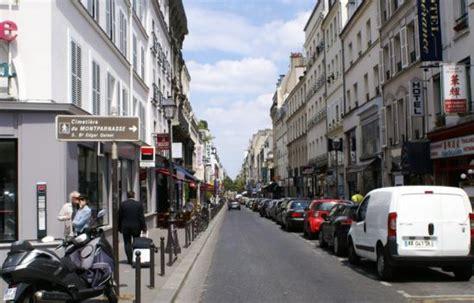 avenue du maine montparnasse rue de la gait 233 vue de l avenue du maine picture of montparnasse tripadvisor