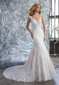 morilee kristina fit and flare wedding dress code ml29 With flare wedding dresses