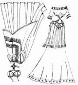 Coloring Mexican Belly Dancer Luna Dancers Dresses Colorluna sketch template