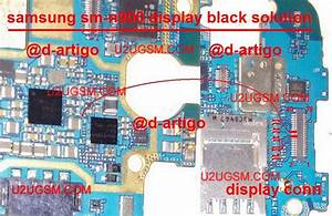 Samsung Galaxy Note 3 Lcd Display Ic Solution Jumper