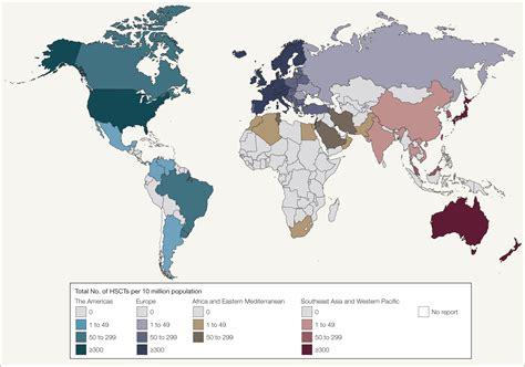 hematopoietic stem cell transplantation  global