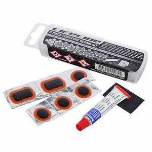 Kit Reparation Crevaison : kits crevaison et leviers lifeline puncture repair kit wiggle france ~ Medecine-chirurgie-esthetiques.com Avis de Voitures