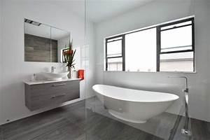 Wandgestaltung Bad Ohne Fliesen : 1001 ideen f r badezimmer ohne fliesen ganz kreativ ~ Sanjose-hotels-ca.com Haus und Dekorationen