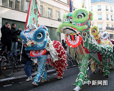 décoration de nouvel an photo de 13ème arrondissement le défilé du nouvel an chinois du 13ème arrondissement de