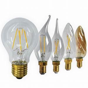 Lampe Ampoule Filament : ampoule led filament pas cher ~ Teatrodelosmanantiales.com Idées de Décoration