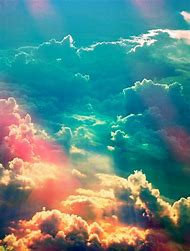 Beautiful Colorful Sky Clouds