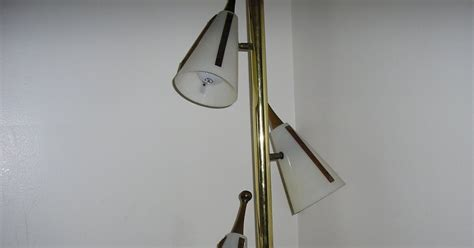 tension pole l mid century mod about you mid century pole tension l 40 sold