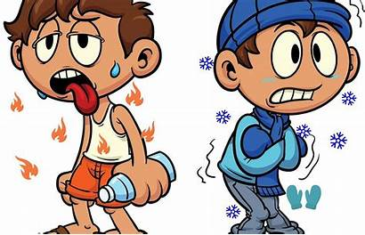 Cold Clipart Always Feel Why Temperature Some