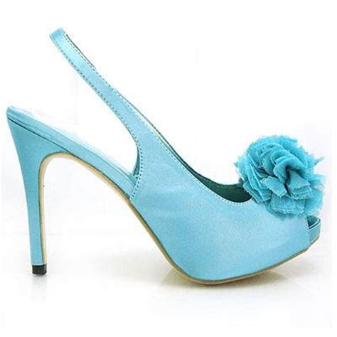 turquoise wedding shoes allure wedding dresses