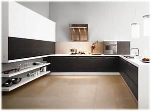 cuisine rouge haut de gamme With idee deco cuisine avec cuisine haut gamme