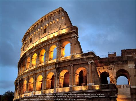 Colosseum Rome Biggest Amphitheatre Travel Usher