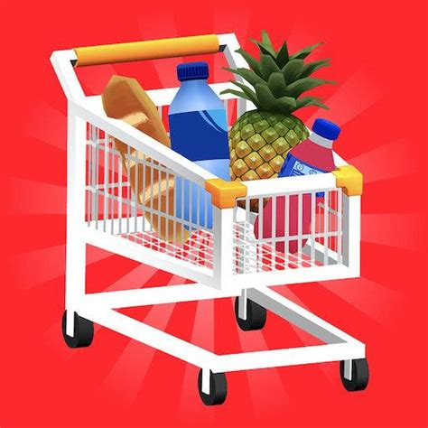 hypermarket   apk mod unlimited money