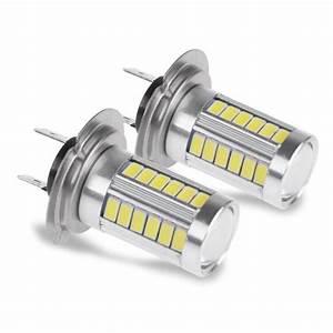 Ampoule Led Voiture : ampoules h7 led 20w blanc next tech ~ Medecine-chirurgie-esthetiques.com Avis de Voitures