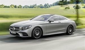 Mercedes S Coupe : 2018 mercedes benz s class coupe and cabriolet revealed ~ Melissatoandfro.com Idées de Décoration