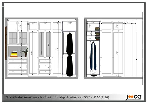 bedroom with measurements bedroom closet height